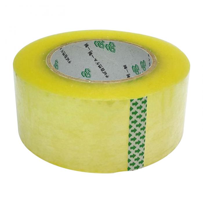 封箱透明黄胶带 打包封口胶带 5.5cm*2.5cm厂家直销