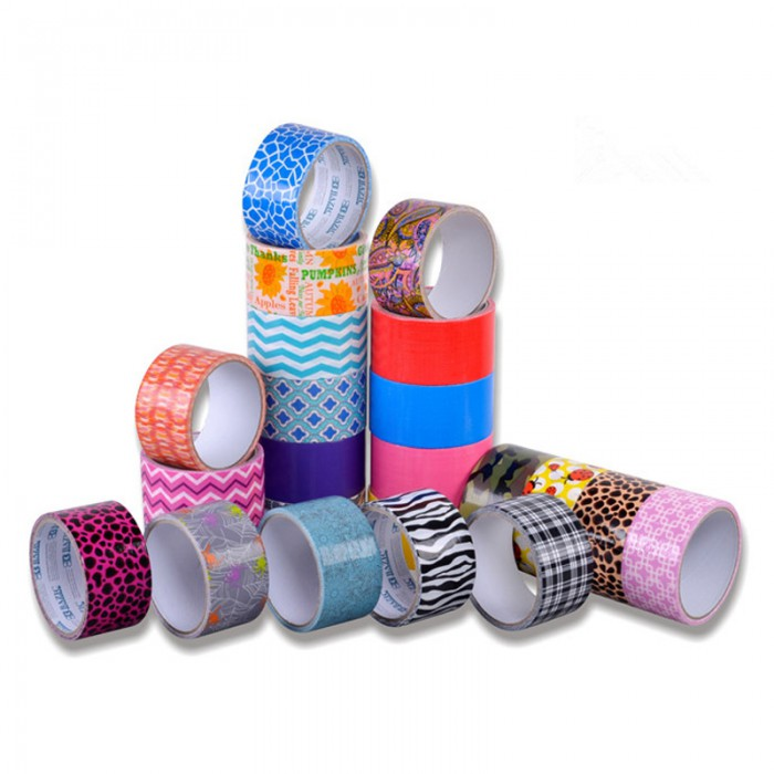 永冠彩色和纸胶带无痕手撕胶带彩色礼物DIY装饰贴纸印刷和纸
