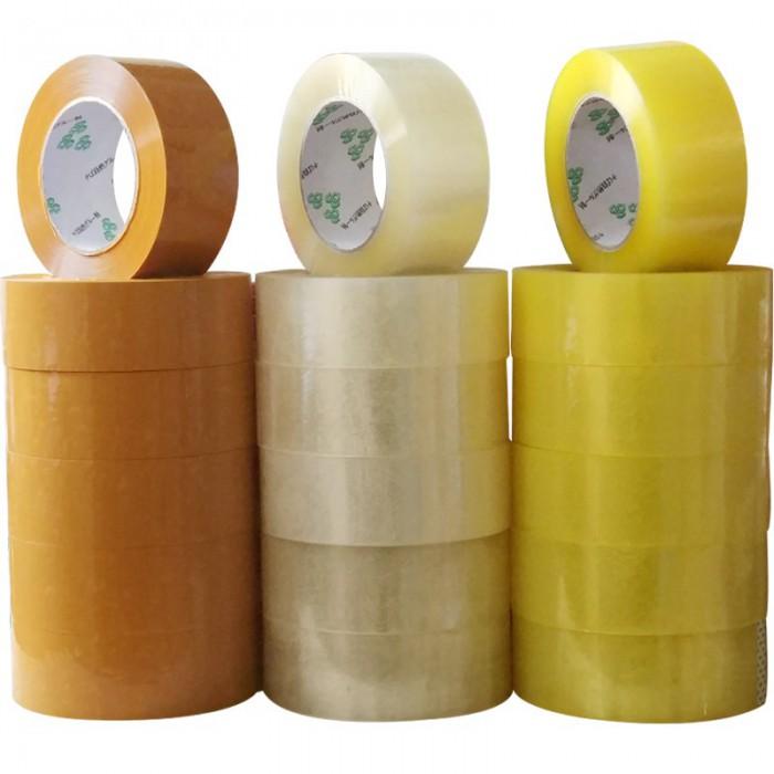 厂家现货4528透明封箱胶带快递包装打包封口整箱批发