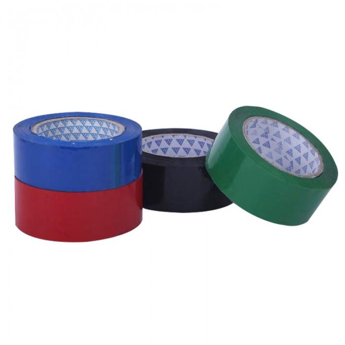 彩色包装胶带 多色可选鲜艳高粘  可定制