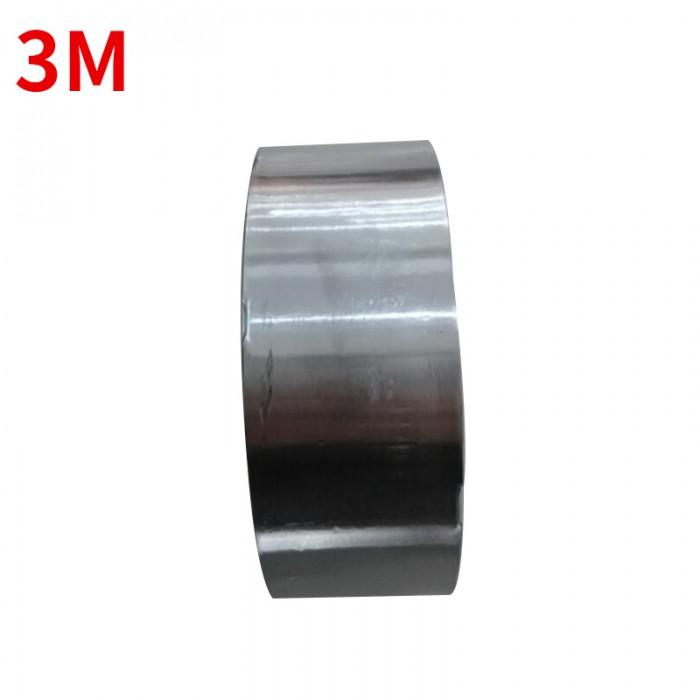 湖北行德科技供应3M 420深银色铅箔胶带 3M导电胶带价格