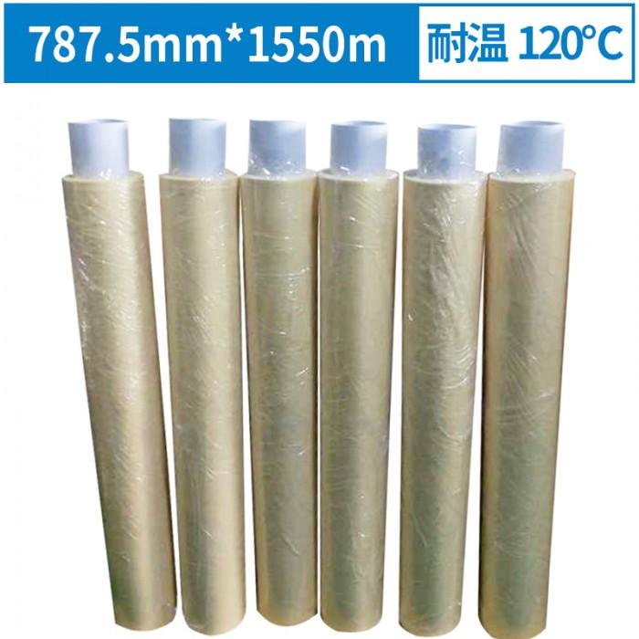 乐胶网 现货进口耐120°高温美纹纸母卷787.5mm*1550m*160u 喷漆遮蔽装潢保护美纹纸
