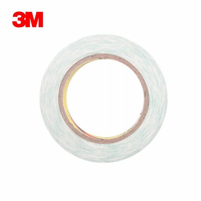 3M 55256双面胶带 透明PET双面胶带 耐高温胶带 厚度0.05MM