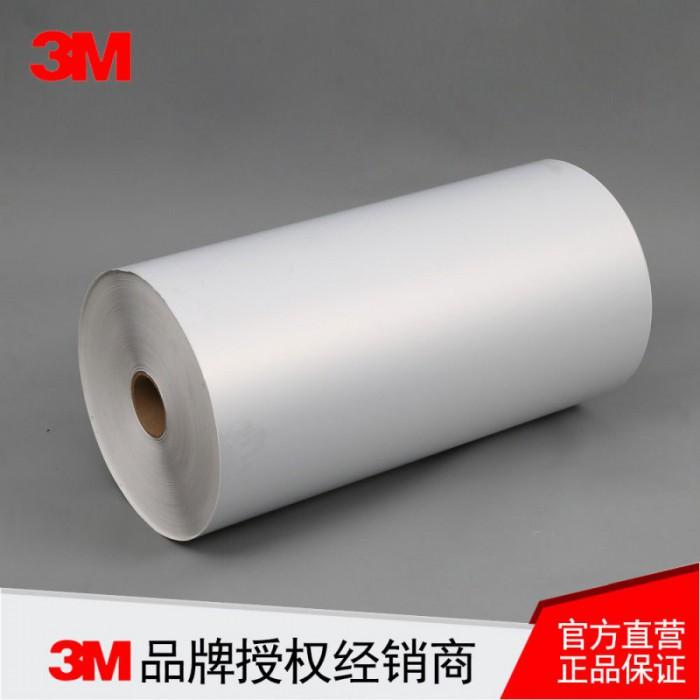 3M7818薄膜标签 银色单面胶带 不干胶