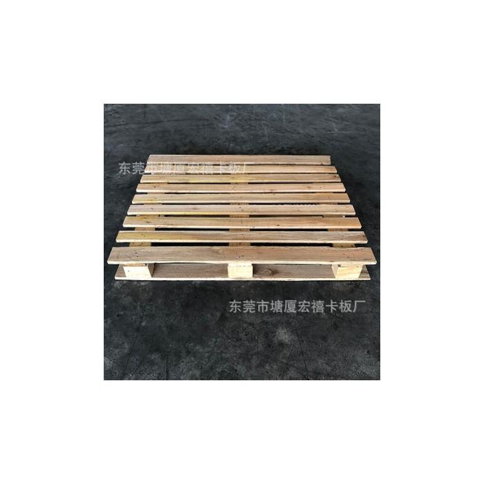 木质托盘熏蒸木托盘定制三合木栈板木卡板东莞清溪塘厦胶合板实木