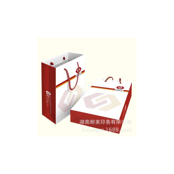 企业单位手提袋定制印刷logo定做纸质手提袋购物纸袋外卖袋子批发