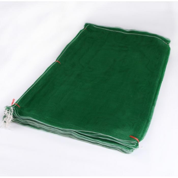 深绿色毛豆纱窗网袋55X85CM蔬菜塑料网眼袋包装袋编织袋运输