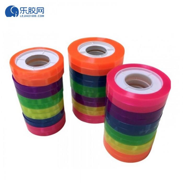 文具胶带  0.8*80  多规格可选  粘性强、易手撕、雾度低 1箱