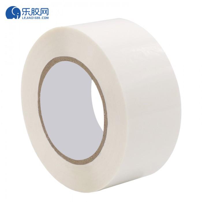 白色封箱胶带 60mm*45m*48u  粘力强、不易断 1箱
