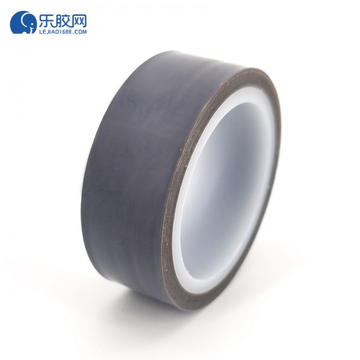 灰色铁氟龙膜胶带  13mm*10m*0.18mm  耐高温、耐腐蚀  1卷