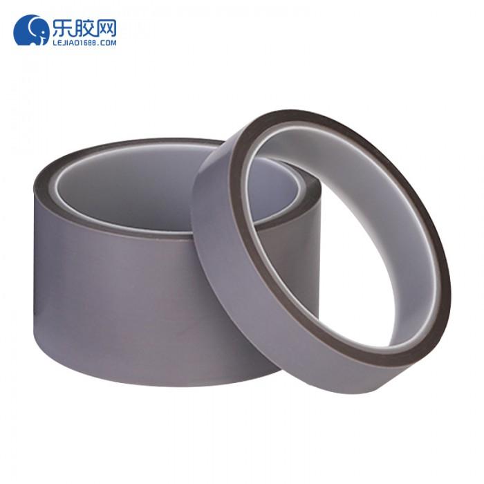 灰色铁氟龙膜胶带  50mm*10m*0.18mm  耐高温、耐腐蚀  1卷