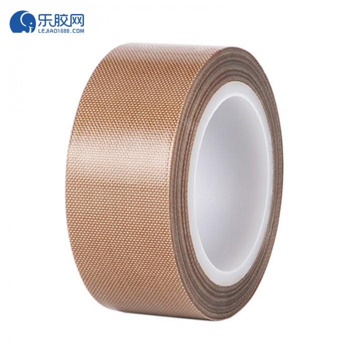 棕色铁氟龙纤维胶带 13mm*10m*0.13mm 耐高温、耐腐蚀  1卷