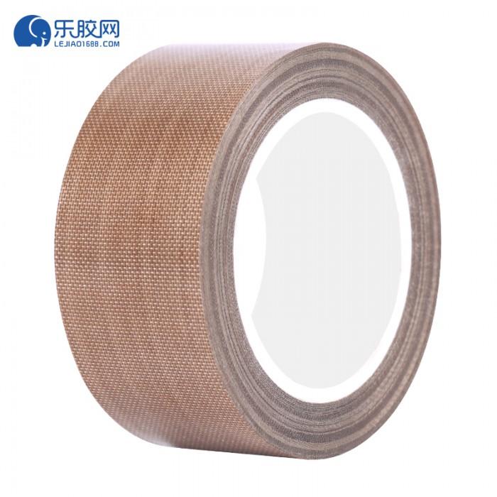 棕色铁氟龙纤维胶带 19mm*10m*0.13mm 耐高温、耐腐蚀  1卷