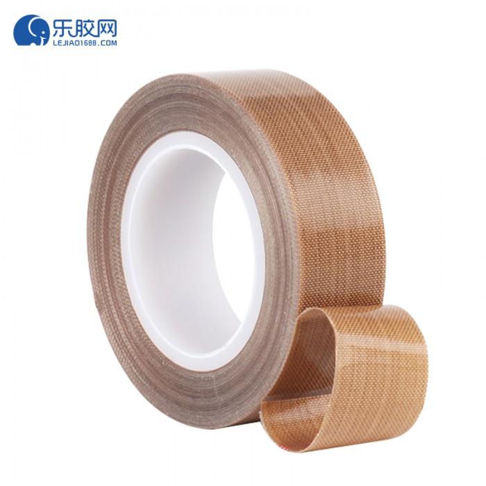 棕色铁氟龙纤维胶带 30mm*10m*0.13mm 耐高温、耐腐蚀  1卷