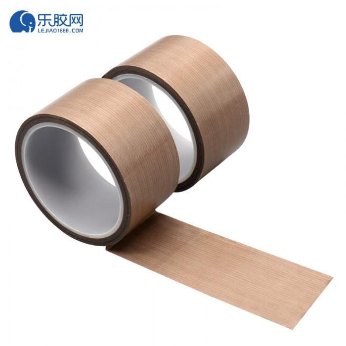 棕色铁氟龙纤维胶带  30mm*10m*0.18mm 耐高温、耐腐蚀  1卷