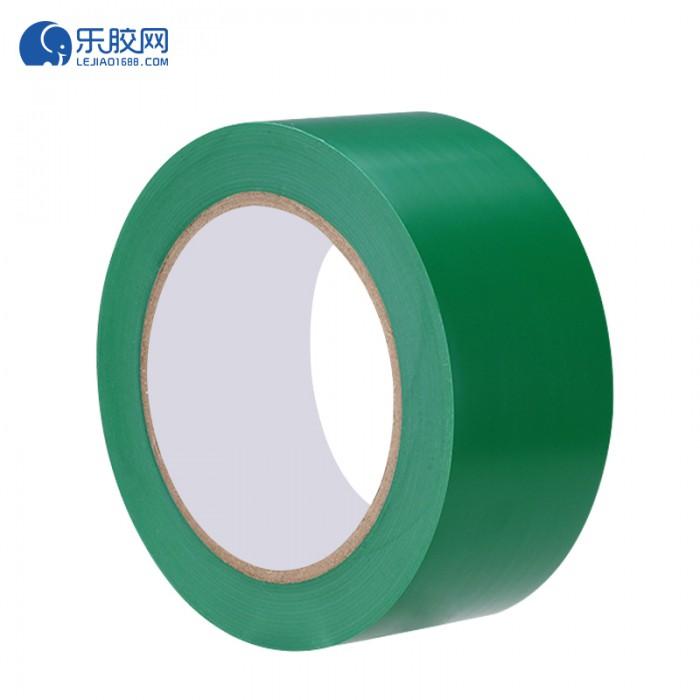 绿色警示胶带 48mm*16m  防潮、防水 1箱
