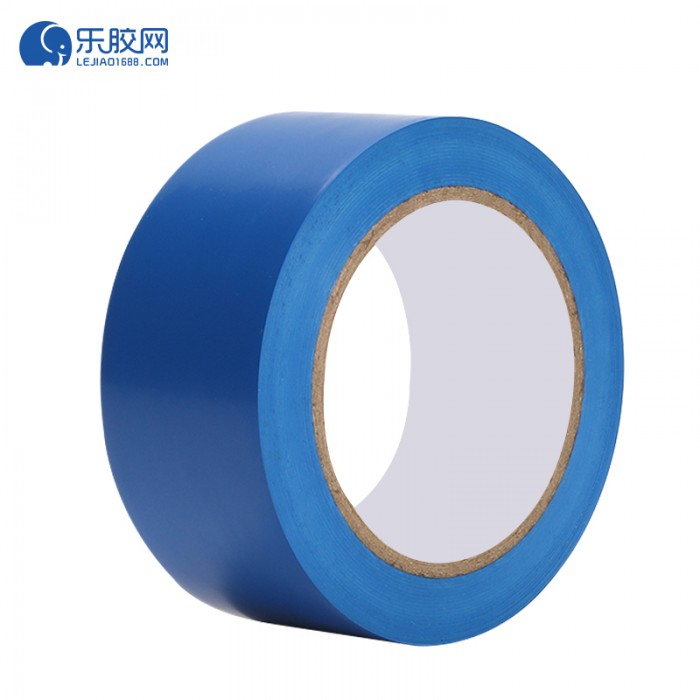 蓝色警示胶带  24mm*20m  防潮、防水 1箱