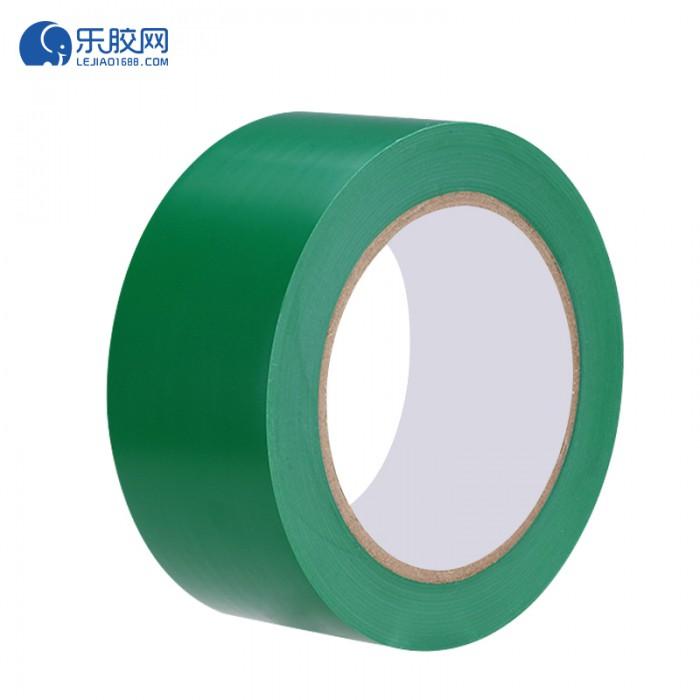 绿色警示胶带  24mm*20m  防潮、防水 1箱