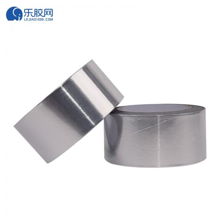 纯铝箔胶带 8cm*20m*0.05mm 耐高温、防水防火  1卷