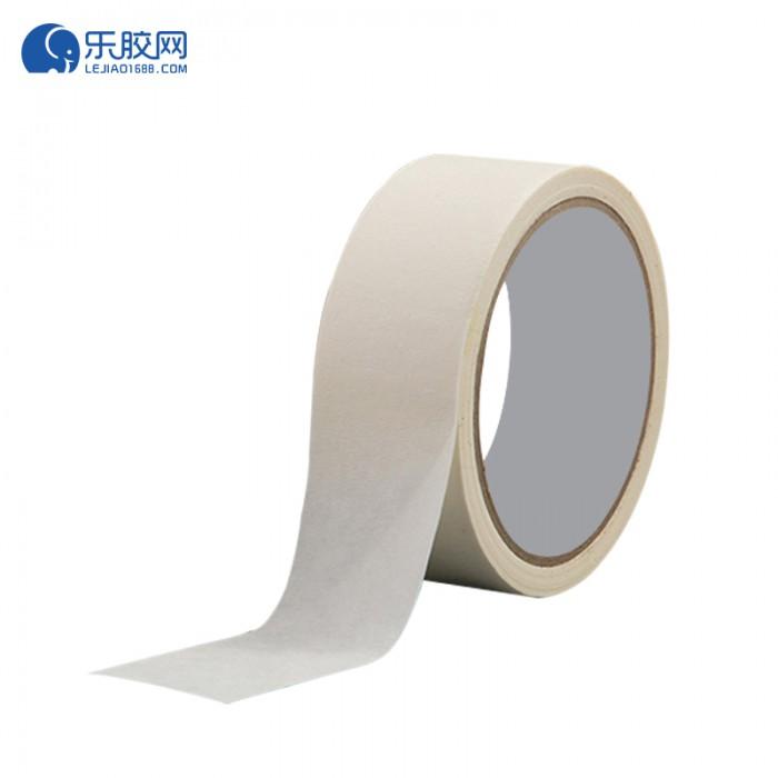 浅黄色美纹纸胶带   6cm*20m  不渗透、不残胶、易撕 1卷