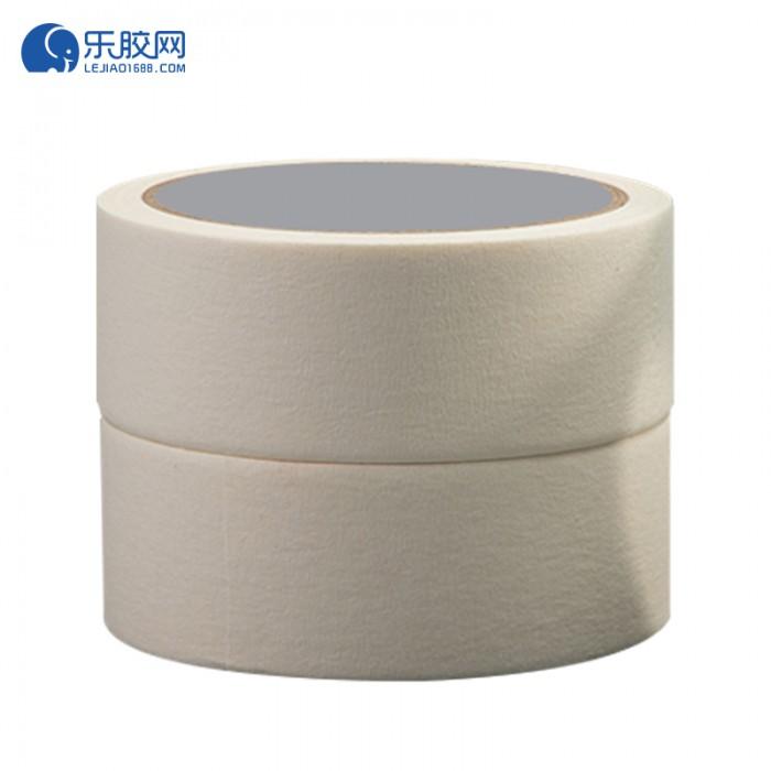 浅黄色美纹纸胶带   1.2cm*50m  不渗透、不残胶、易撕 1卷