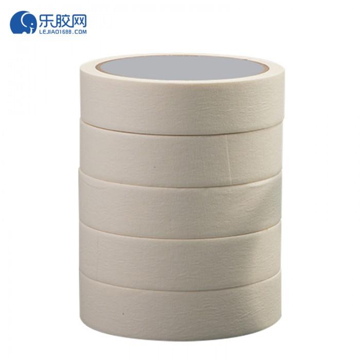 浅黄色美纹纸胶带   2cm*50m  不渗透、不残胶、易撕 1卷