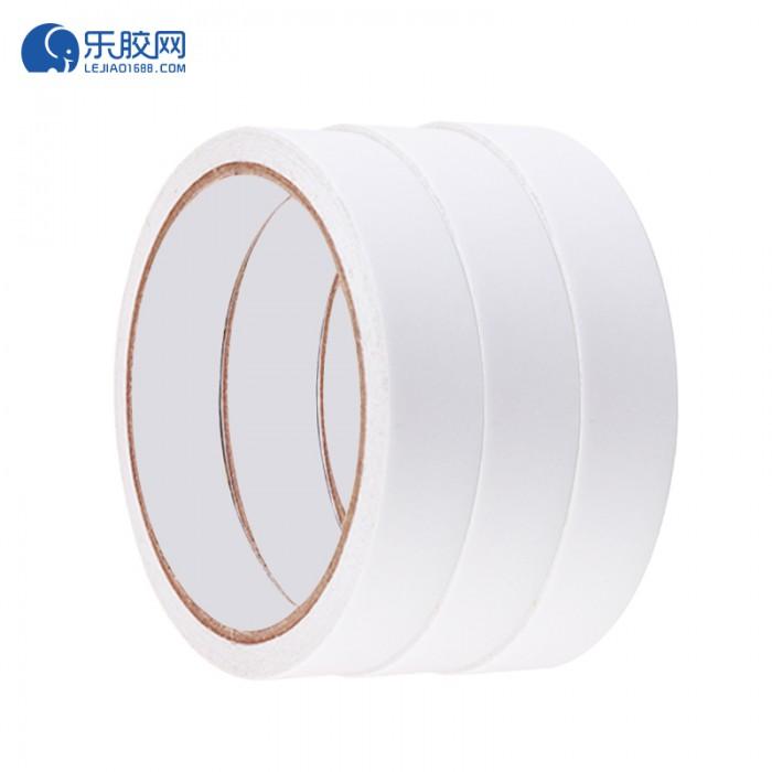 白色双面胶带 5cm*12m 粘力强、不残胶   1卷