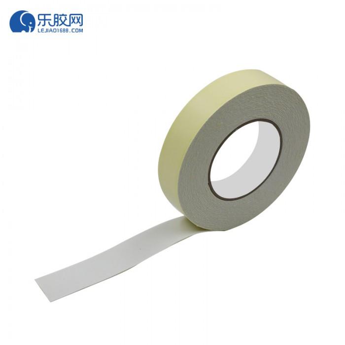 浅黄EVA泡棉双面胶带 2cm*10m*1mm  粘性强、耐熔性好 1卷