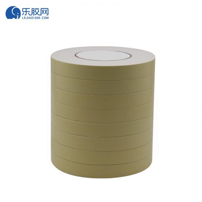 浅黄EVA泡棉双面胶带 1.2cm*8m*1.5mm 粘性强、耐熔性好 1卷