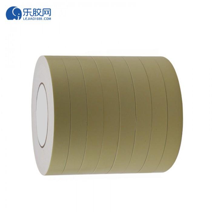 浅黄EVA泡棉双面胶带 1.5cm*8m*1.5mm 粘性强、耐熔性好 1卷
