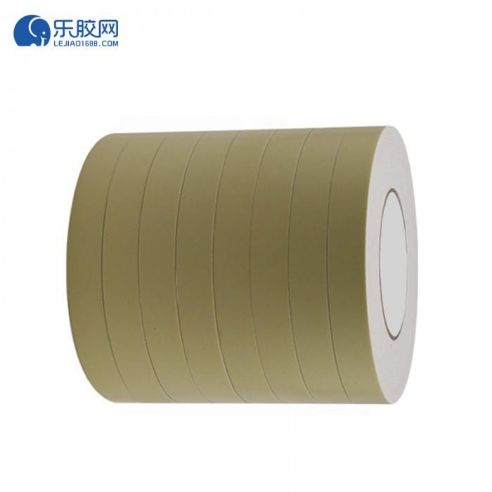 浅黄EVA泡棉双面胶带 1.8cm*8m*1.5mm 粘性强、耐熔性好 1卷