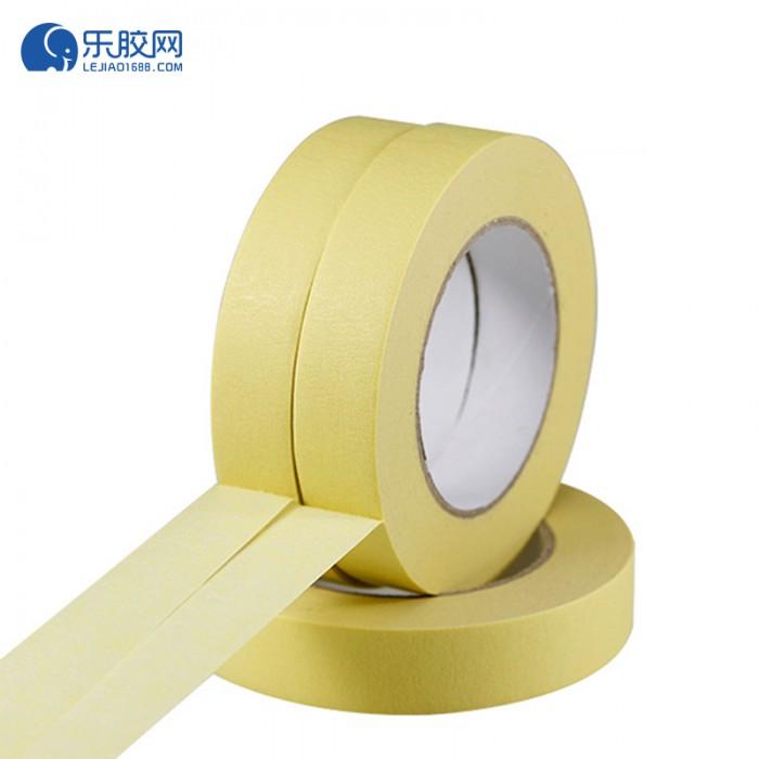 黄色耐温120度美纹纸 1.5cm*50m*0.16mm 不残胶、易撕 1卷