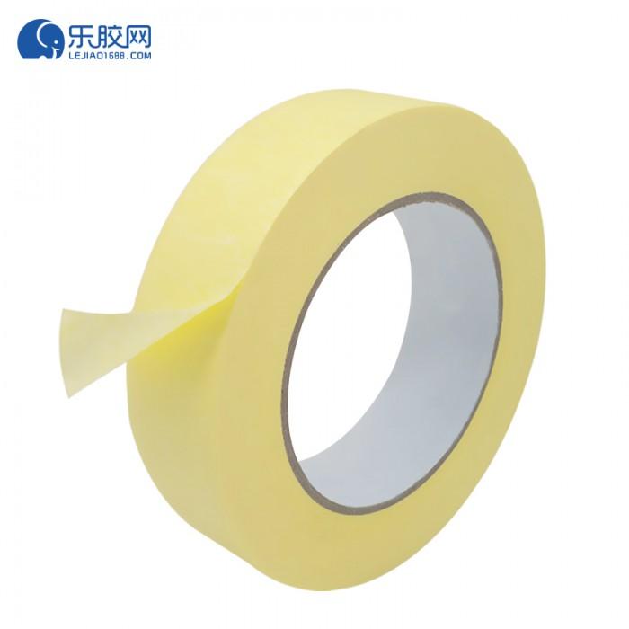 黄色耐温120度美纹纸 4.5cm*50m*0.16mm 不残胶、易撕 1卷