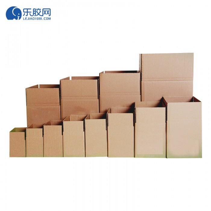 4号邮政纸箱  350*190*230mm   3层加硬空白  1个