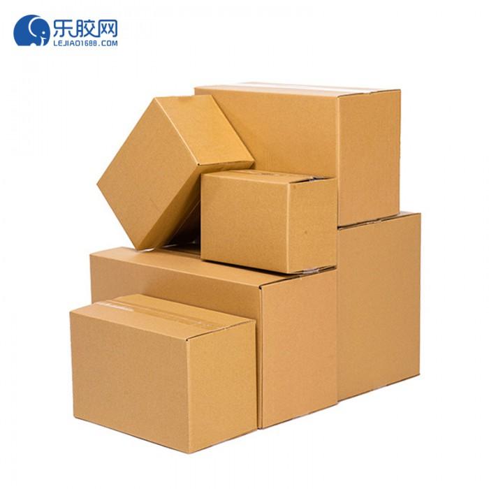 包装盒物流箱子 45*45*45  五层AA加强  1个