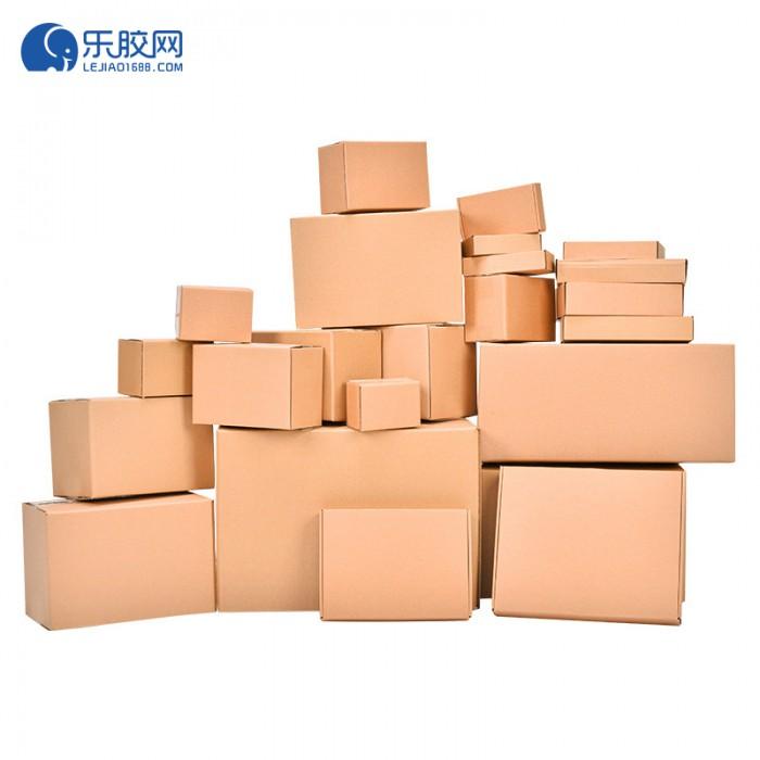 现货物流包装盒  8号210*110*140mm  三层优质  1个