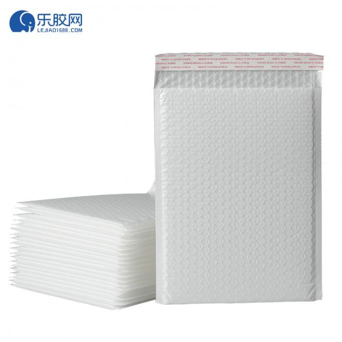 白色珠光膜气泡袋 16*22+4 加厚 1包